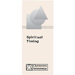 Spiritual Timing Leaflet