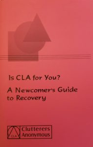 Is CLA for You? A Newcomer's Guide to Recovery Booklet